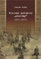 """Okładka, Wiersze polskiej """"odwilży"""" (1953-1957), Janusz Detka"""