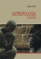 Okładka, Antropologia w zarysie, Tadeusz Kuder