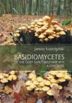 Okładka, Basidiomycetes of the Góry Świętokrzyskie Mts. A Checklist, Janusz Łuszczyński