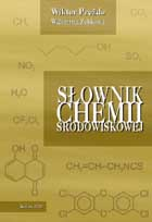 Okładka, Słownik chemii środowiskowej, Wiktor Preżdo, Walentyna Zubkowa