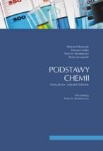 Okładka, Podstawy chemii. Ćwiczenia laboratoryjne, Piotr M. Słomkiewicz red.