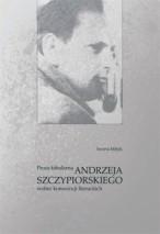 Okładka, Proza fabularna Andrzeja Szczypiorskiego wobec konwencji literackich, Iwona Mityk
