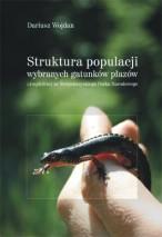 Okładka, Struktura populacji wybranych gatunków płazów (Amphibia), Dariusz Wojdan