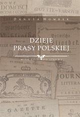 Okładka, Dzieje prasy polskiej wiek XVIII (do 1795 r.), Danuta Hombek