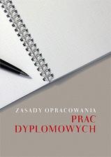 Okładka, Zasady opracowania prac dyplomowych, Danuta Hombek