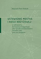 Okładka, Ustawienie mostka i kości krzyżowej w odniesieniu, Wojciech Kiebzak