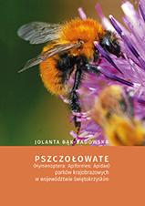 Okładka, Pszczołowate (Hymenoptera: Apiformes: Apidae), Jolanta Bąk-Badowska