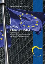 Okładka, Unia Europejska w koncepcjach Grupy Europejskiej Partii Ludowej, Magdalena Molendowska