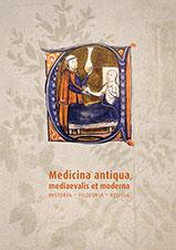 Okładka, Medicina antiqua, Sylwia Konarska-Zimnicka, Lucyna Kostuch, Beata Wojciechowska red.