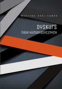 Okładka, Dyskurs nauk humanistycznych, Martyna Król-Kumor