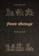 Okładka, Albumasar, Flores Astrologie, Sylwia Konarska-Zimnicka, Beata Wojciechowska, Lucyna Kostuch