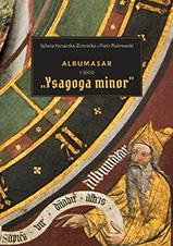 "Okładka, Albumasar i jego ""Ysagoga minor"", Sylwia Konarska-Zimnicka, Piotr Piotrowski"