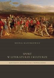 Okładka, Sport w literaturze i kulturze, Michał Mazurkiewicz